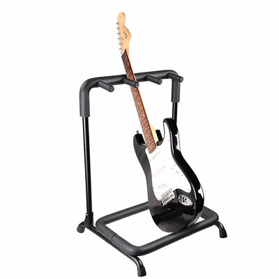 $ CDN92.90 • Buy 3 Guitar Rack Holder Stand Storage Folding Display Stage Electric Acoustic Bass