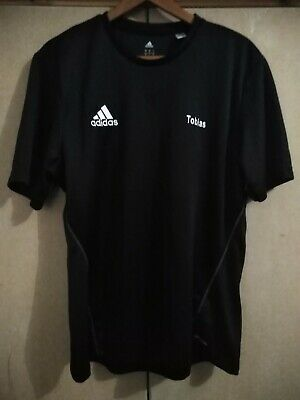 Adidas - Justiz Drachen Sports Germany - Climalite T Shirt - Size Large • 1.04£