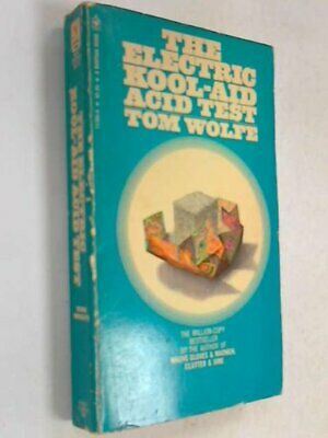£24.99 • Buy THE ELECTRIC KOOL-AID ACID TEST By WOLFE, TOM Book The Cheap Fast Free Post