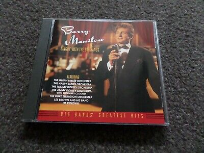 Cd Album - Barry Manilow - Singin With The Big Bands  • 1£