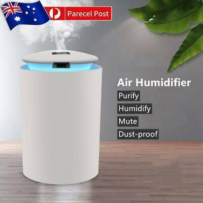 AU16.99 • Buy Night Light LED Electric Air Diffuser Aroma Oil Humidifier Car Relaxing Defuser