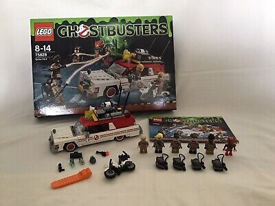 Lego Ghostbusters Ecto 1 & 2 75828 (100% Complete) • 80£