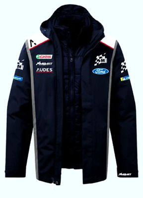 OFFICIAL M Sport/ Ford WRC 2020/21 Team 3 In 1 Jacket • 179£
