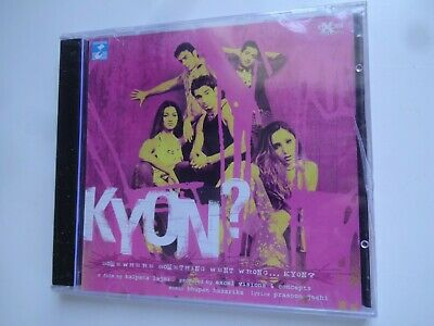 KYON? ~ Bollywood Soundtrack Hindi CD ~ Bhupen Hazarika ~ 2003 ~ New • 9.95£