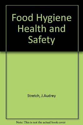 £8.19 • Buy Food Hygiene Health And Safety By Audrey, J. Paperback Book The Fast Free