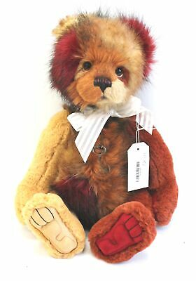CHARLIES BEARS Plush Collection  Caboodle  Jointed TEDDY BEAR - CB181858B - M18 • 32£