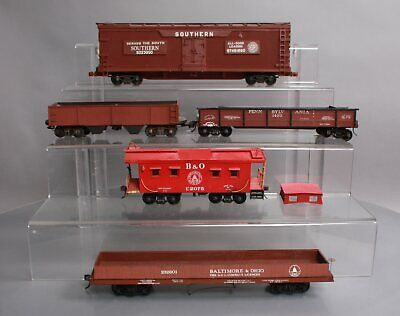 $ CDN152.90 • Buy Assorted Wooden O Scale Freight Cars (2 Rail) [5]