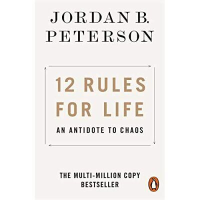 AU41.48 • Buy 12 Rules For Life: An Antidote To Chaos - Paperback / Softback NEW Peterson, Jor