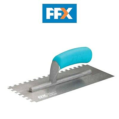 £12.35 • Buy Ox Tools OX-T535108 8mm Notched Tiling Trowel