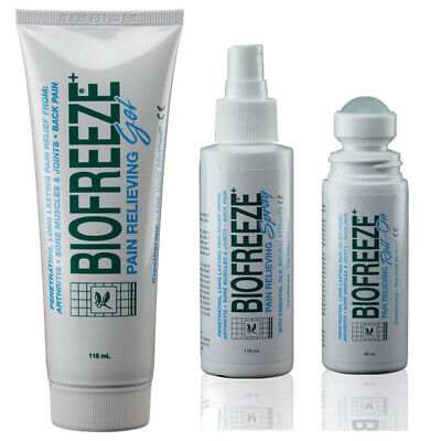 £12.95 • Buy Biofreeze Sports Therapy Penetrating Pain Relief ✅ FREE UK SHIPPING ✅