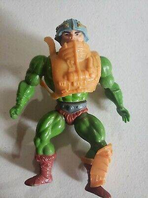 $0.99 • Buy Vintage MOTU Masters Of The Universe MAN AT ARMS Figure 1/2 Complete