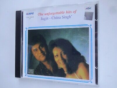 THE UNFORGETTABLE HITS OF JAGJIT & CHITRA SINGH ~ Bollywood Soundtrack Hindi CD • 14.95£