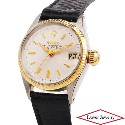 $ CDN672.28 • Buy Rolex Vintage Oyster Stainless Steel Lady #6517 Automatic Watch 23.6 Gr NR