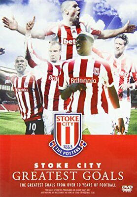 Stoke City: 200 Premier League Goals [DVD] - DVD  CUVG The Cheap Fast Free Post • 20.98£