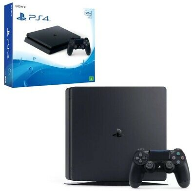 AU610 • Buy PlayStation 4 Sony PS4 Slim 500GB Console NEW Same Day Express Post Before 5pm