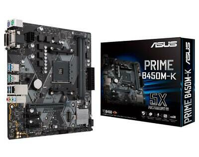 AU109 • Buy ASUS Prime B450M-K, AMD AM4 MATX Gaming Motherboard
