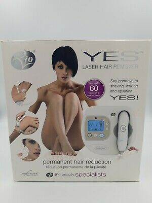 RIO LAHC6 Home Hair Remover Removal For Body & Face New Customer Return RRP £250 • 69.99£