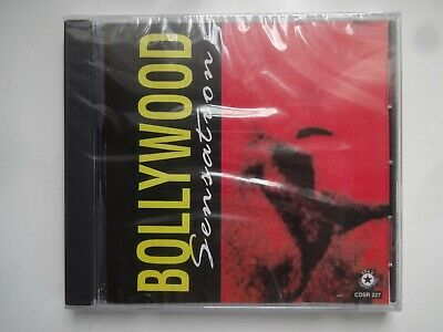 BOLLYWOOD SENSATION ~ Bollywood Soundtrack Compilation Hindi CD ~ 1995 ~ New • 4.95£