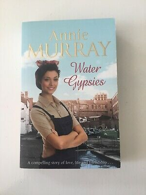Water Gypsies Reading Book By Annie Murray • 1.50£