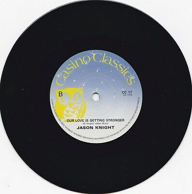 Northern Soul  - Jason Knight - Our Love Is Getting Stronger - • 23£