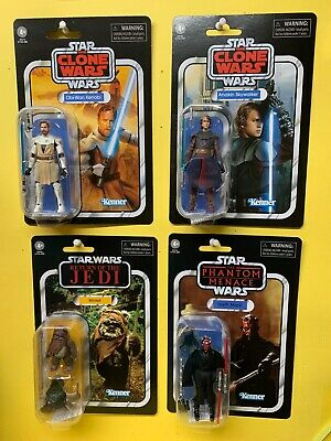 $ CDN72.95 • Buy Star Wars The Vintage Collection 2020 Action Figures Wave 3 In Stock !