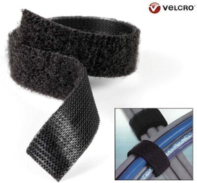 VELCRO® Brand ONE-WRAP Reusable Ties Double Sided Hook & Loop Strapping Tape • 1.45£