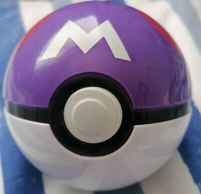 Pokemon Ball With Two Mystery Figures Inside • 0.85£