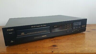 Teac PD-135 Compact Disc CD Player Separate  • 30£