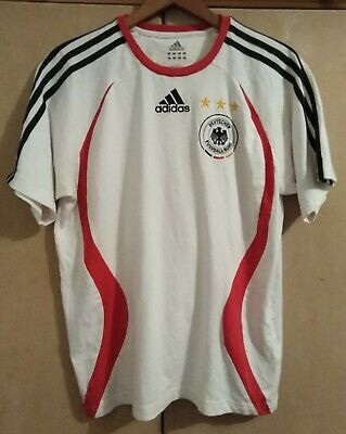 Adidas -  Deutscher Fussball-bund - Germany Football T Shirt - Large • 0.99£