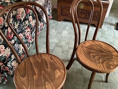 AU50 • Buy 2 Replica Bentwood Chairs