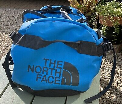 Blue North Face Base Camp Duffel Large • 65£