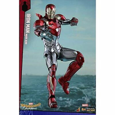 $ CDN546.52 • Buy Hot Toys 1/6 Ironman Mark 47 Spiderman Homecoming Movie Masterpiece DIECAST