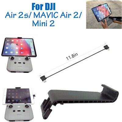 AU14.34 • Buy For DJI Mavic Air 2 Drone Accessories IPad Mini Pro Tablet Mount Holder Bracket