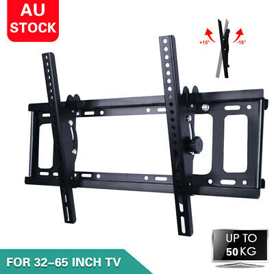 AU18.99 • Buy TV Wall Mount Bracket Tilting Slim Motion LED LCD 32 42 50 55 60 65 70inch AU