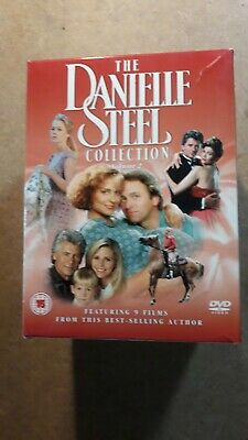 Classic The Danielle Steel Collection Volume 2 Dvd Box Set • 8£