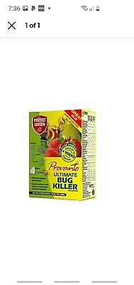 £10.60 • Buy Provanto Ultimate Bug Killer 30ml Concentrate Blacklfy Whitefly  Greenfly