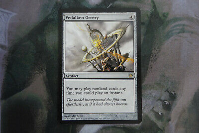 MTG - 1 X Vedalken Orrery - Fifth Dawn - Ex Condition • 26.99£
