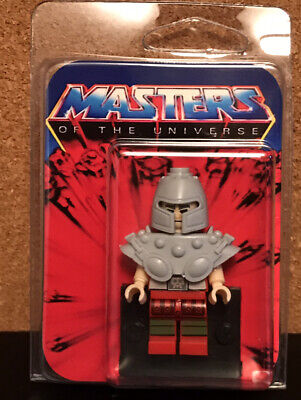 $9.50 • Buy Masters Of The Universe Ram Man Custom Mini Action Figure W Case