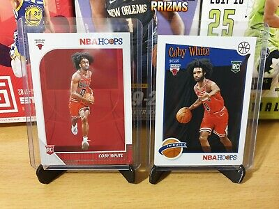 AU4.99 • Buy 2019-20 Panini NBA Hoops Rookie Cards - Coby White