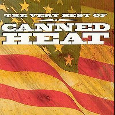 The Very Best Of Canned Heat Canned Heat CD NEW • 5.75£