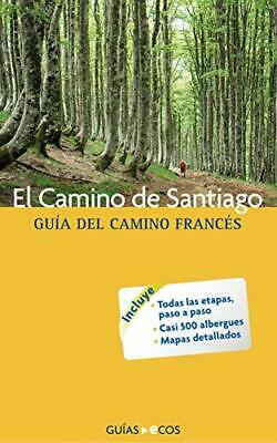 £25.81 • Buy El Camino De Santiago: Gu�a Del Camino Franc�s By Ramis, Sr Sergi Book The Cheap
