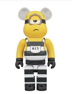 $800 • Buy Despicable Me 3 Minions Mel 1000% Be@rbrick