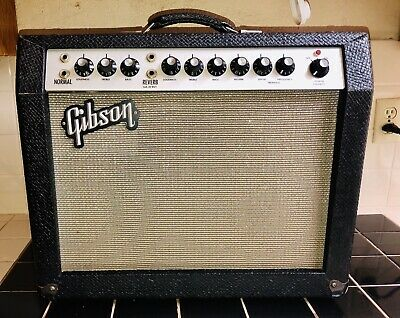 $ CDN566.69 • Buy Vintage Gibson GA-20 RVT Minuteman Guitar  Amp Amplifier 1 Owner Beauty