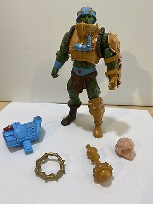 $57.75 • Buy Masters Of The Universe Classics: SNAKE MAN-AT-ARMS Loose W/ Alternate Head!