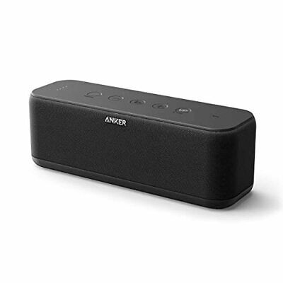 AU214.98 • Buy Anker SoundCore Boost 20W Bluetooth Speaker With BassUp Technology - 12h Playtim