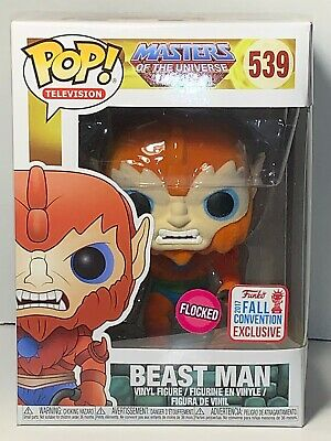 $39.99 • Buy Pop! TV: Masters Of The Universe - Beast Man - Flocked NYCC #539