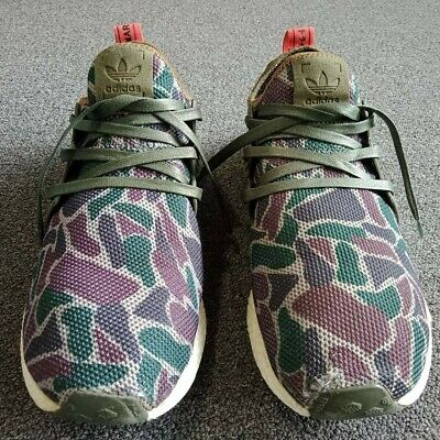 AU45 • Buy Adidas NMD XR1 Olive Duck Camo US10.5 BA7232 USED Condition