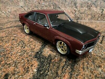 AU450 • Buy 1/18 Modified Holden LX Torana Hatchback In Madiera Red