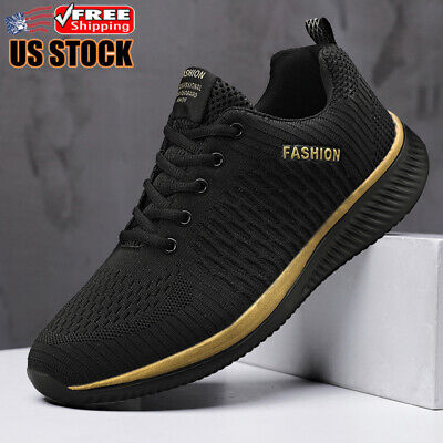$19.18 • Buy Men's Fashion Shoes Sports Athletic Outdoor Casual Running Tennis Sneakers Gym