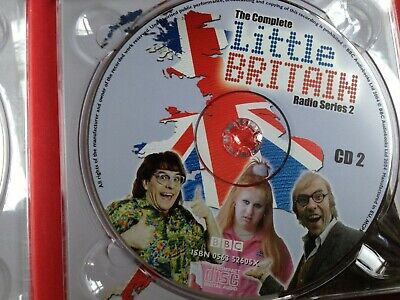 £2.20 • Buy Lockdown Comedy -  3 CD - LITTLE BRITAIN  (BBC RADIO)